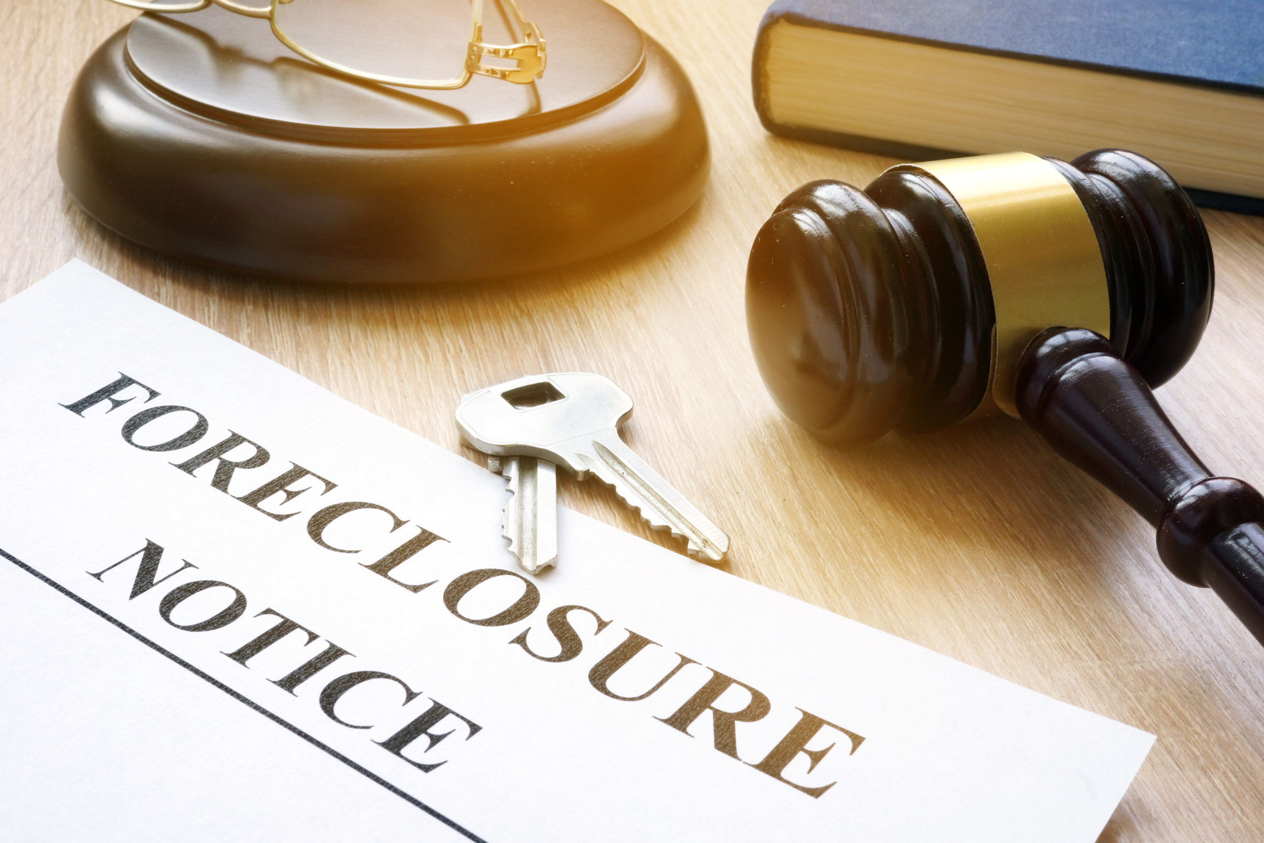 Are Foreclosures on the Horizon?